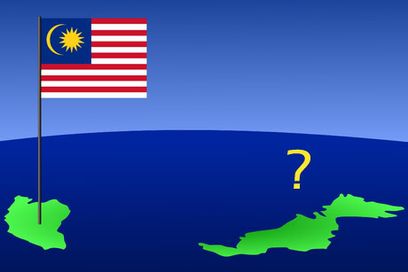 Image result for 砂拉越被马来亚殖民