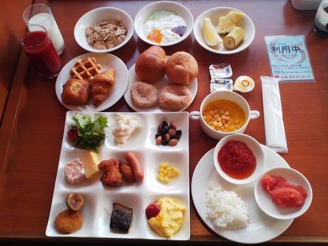 モーニングブッフェ¥1,600 札幌東急REIホテル サウスウエスト