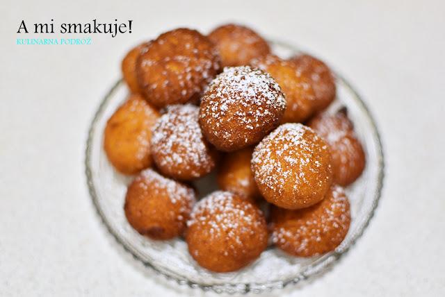 Pączki bezglutenowe, wegańskie - Tłusty Czwartek!