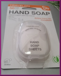 Travelon Hand Soap SHEETS! 2