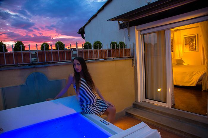florence luxury hotel