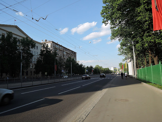 Стромынка. Там, где улицы начало.