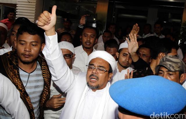Visa Habib Rizieq di Saudi Habis Juli, Tak Lagi Punya Izin Tinggal