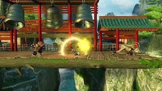 Kung Fu Panda Showdown of Legendary Legends