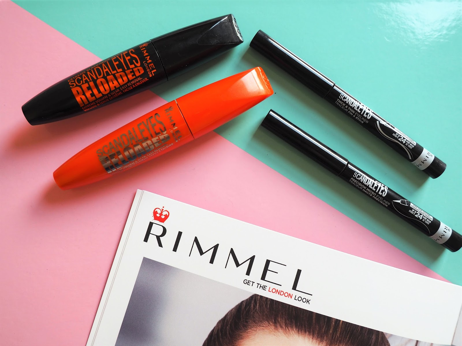 e3c4bc98897 Floral Republic: Rimmel Scandaleyes Reloaded Collection