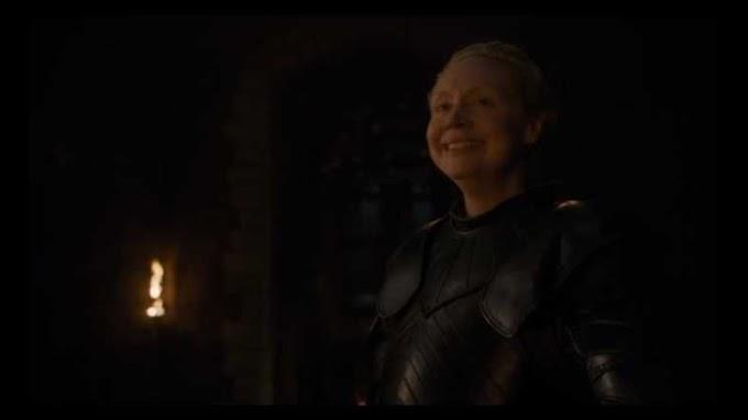 Brienne de Tarth, Cavaleiro dos Sete Reinos