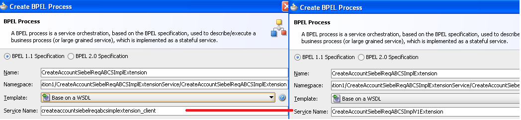 Bpel processes matchmaking for service discovery
