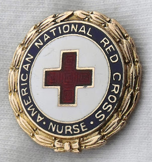 American Red Cross Nurses Pin