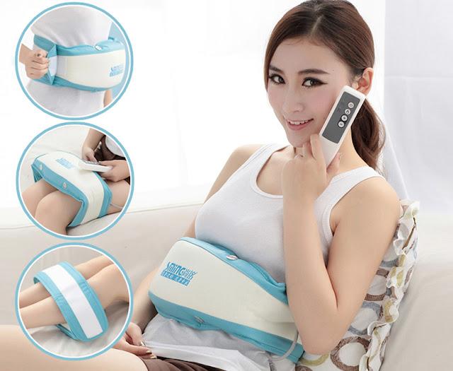 Máy massage bụng Nhật Bản chính hãng giá rẻ tại Hồ Chí Minh