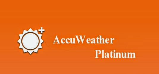 AccuWeather Platinum APK Paid v3 4 2 12 | Best Weather Android Apps