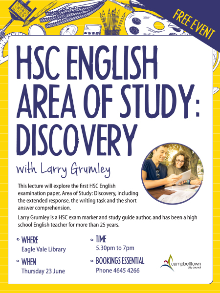 area of study discovery