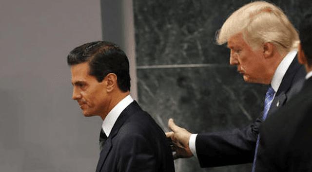 Cómo Peña Nieto se encogió