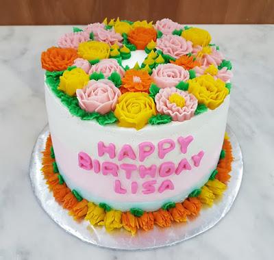 Happy Birthday Cake Lisa Images