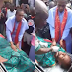 (WATCH VIDEO): Rev. Father Chilaka Raises Up A 3-week-old Dead Man In Imo State (Video)