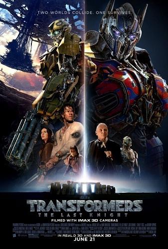 Film Transformers: The Last Knight 2017 Bioskop