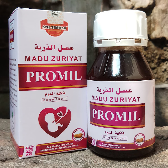 Madu Zuriat ath-thoifah Doum Promil Program Hamil
