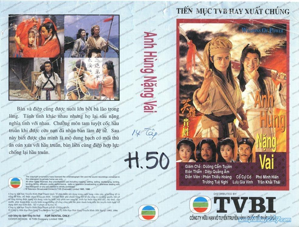 http://xemphimhay247.com - Xem phim hay 247 - Anh Hùng Nặng Vai (1996) - Weapons Of Power (1996)