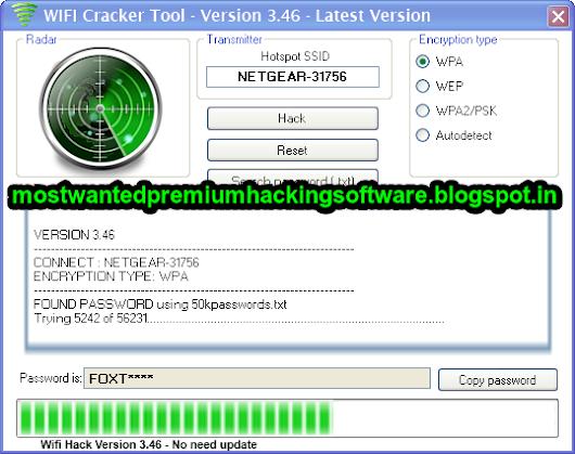 wifi cracker tool version 3.46 free download