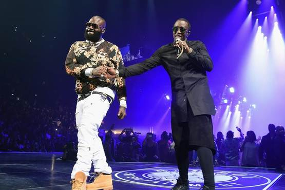 Diddy Promsie New Song With Biggie & Rick Ross Tomorrow