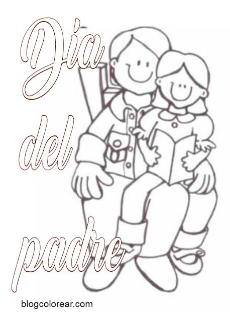 dibujos del Día del Padre para descargar e imprimir gratisdibujos del Día del Padre para descargar e imprimir gratis