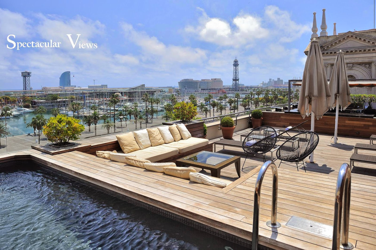Top boutique hotels in barcelona for Hotels a bcn