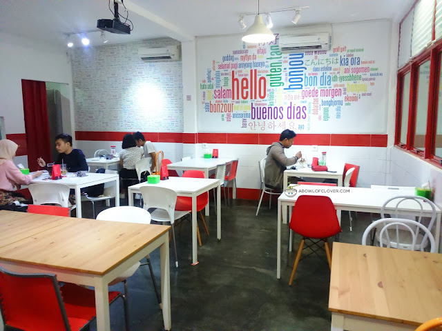 Annyeong Korean Food Cafe