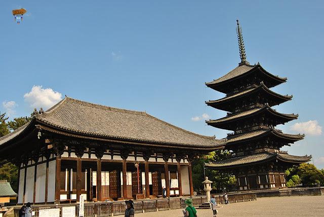 Templo Kofuku-ji - Nara - Japón