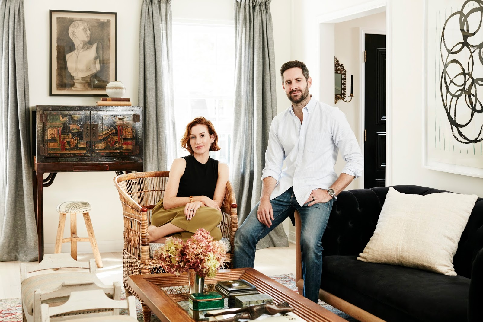 Interior Design | At Home With: Katherine Power Fashion Editor, Los Angeles