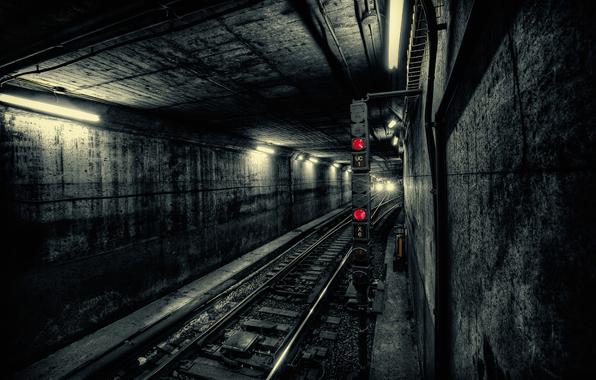 А ты знаешь?: Жуткая история случившаяся в метро.