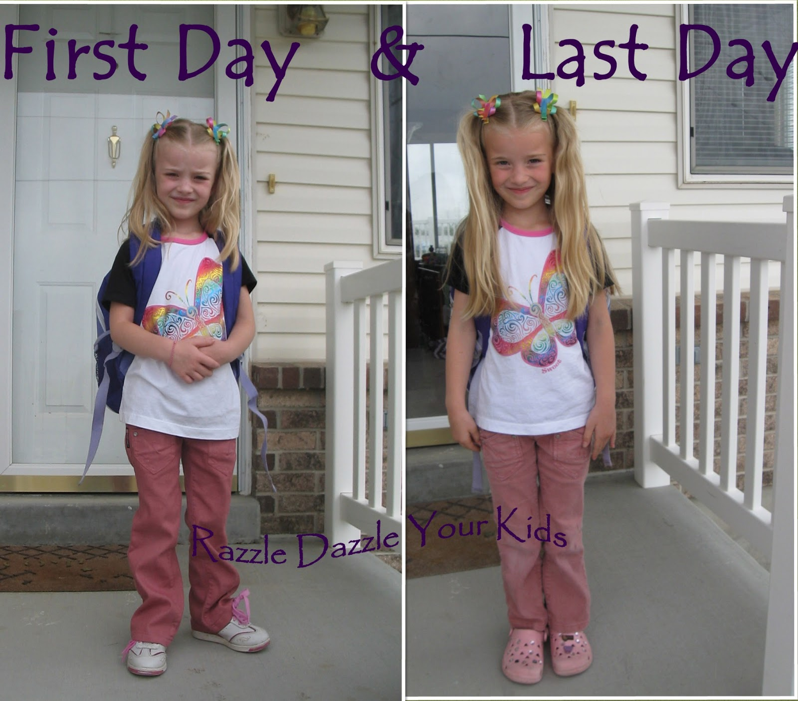 First Day Of School Hairstyles
