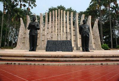 Monumen Bersejarah Tugu Proklamasi DKI Jakarta Pusat