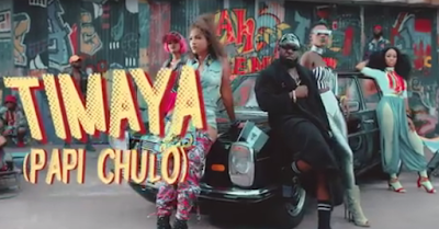 Video Timaya - Ah Blem Blem