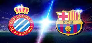 اون لاين مشاهدة مباراة برشلونة واسبانيول بث مباشر 17-1-2018 كاس ملك اسبانيا اليوم بدون تقطيع