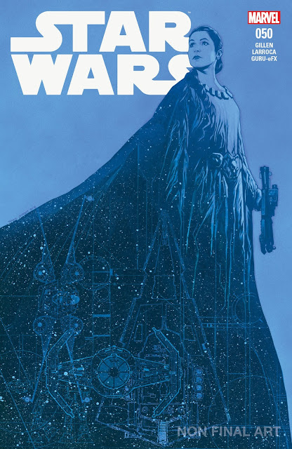 STAR WARS #50 cover