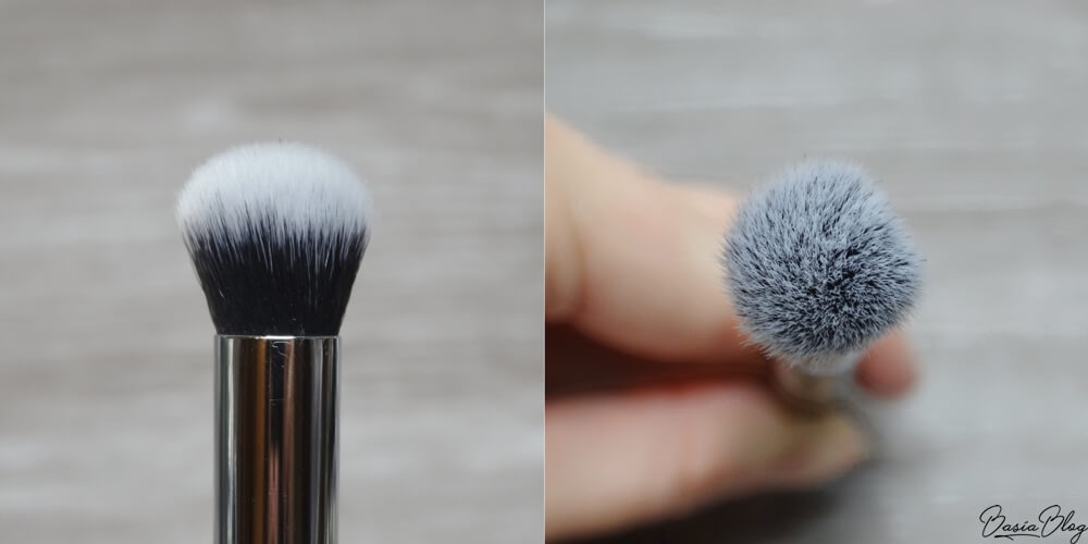 Zoeva 142 Concealer Buffer pędzel do korektora