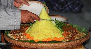 Cara membuat Nasi Kuning yang Gurih Enak dan Lezat