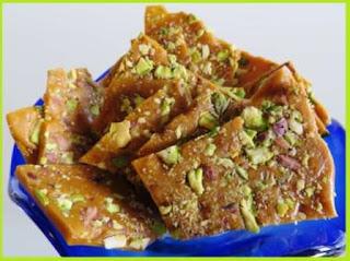 अजमेर वाला सोहन हलवा बनाने की विधि - Sohan Halva Recipe in Hindi