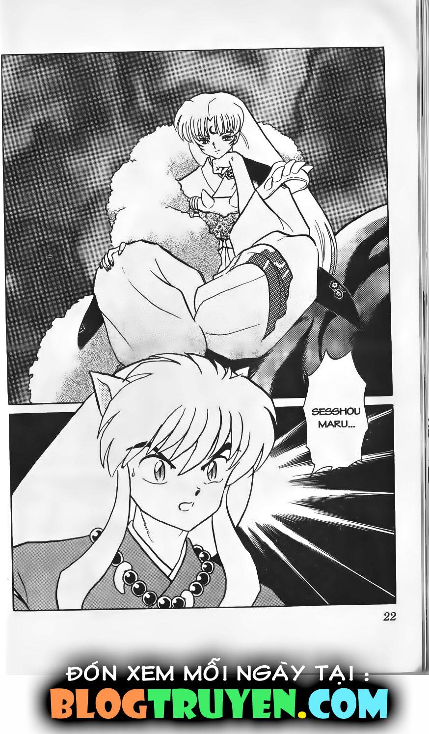 Inuyasha vol 07.1 trang 20