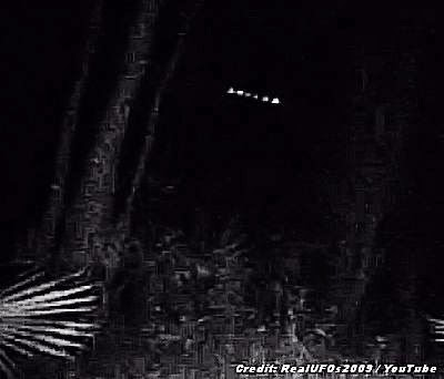 UFO Caught on Deer Camera in Louisiana - October 2013