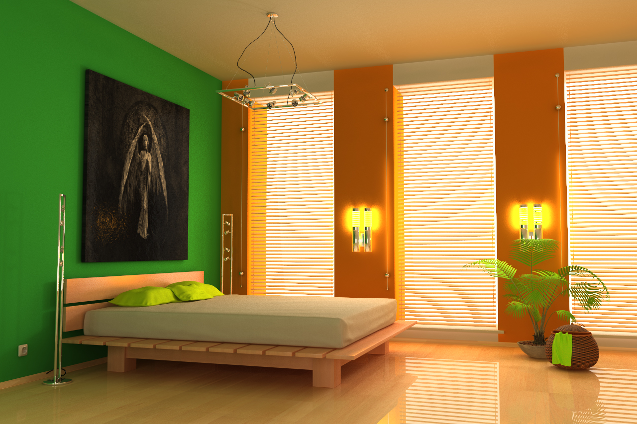 Interior Design Bedroom Colors - Interior Designs Room
