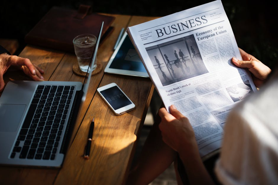 How to Start a Profitable Newspaper ~ Small Business Ideas
