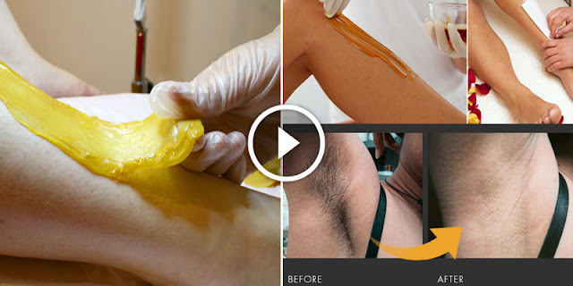 How To Get Hairless Skin In Just 2 Minutes - Learn Here How To Make Natural Hair Removal Paste