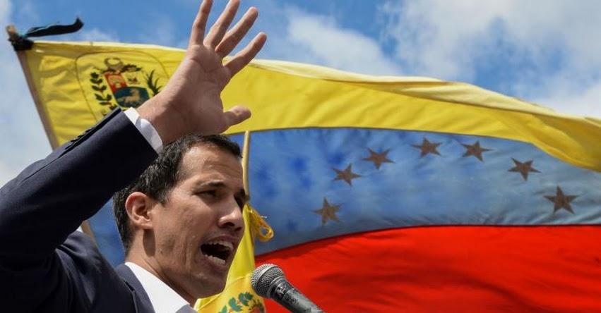 JUAN GUAIDÓ PRESIDENTE DE VENEZUELA 2019: Presidente del Parlamento venezolano, anunció este miércoles que asume las competencias del Ejecutivo