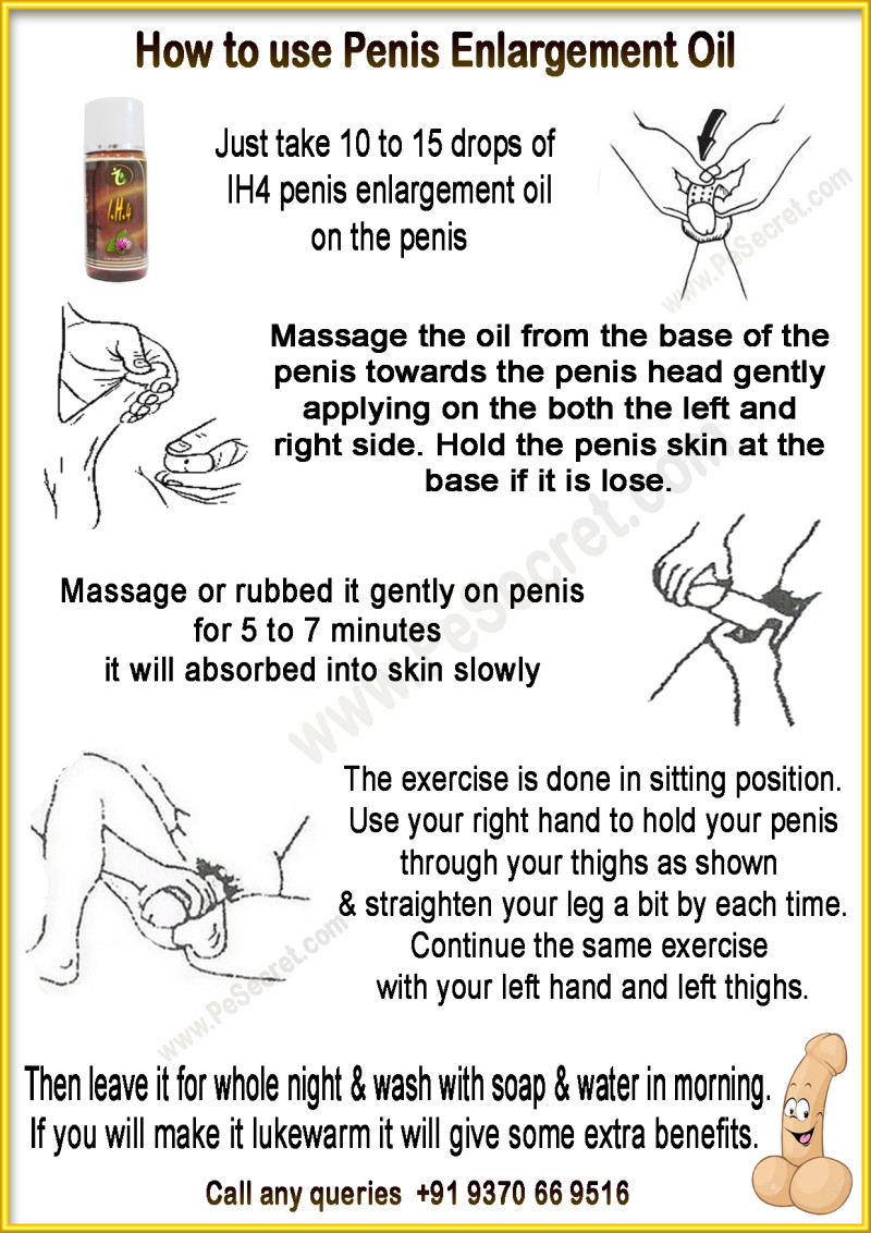 Matters Of Size Penis Enlargement Exercise 115