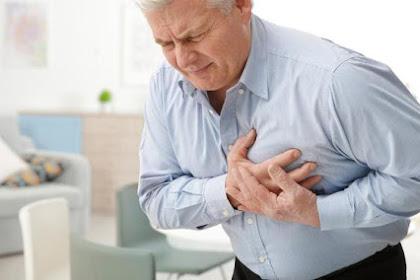 """Gangguan Kesehatan """"Serangan Jantung"""""""