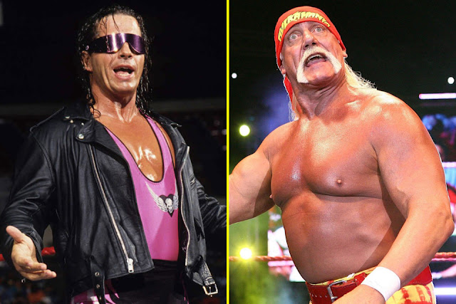 Bret Hart diz que precisou ensinar Hulk Hogan a lutar