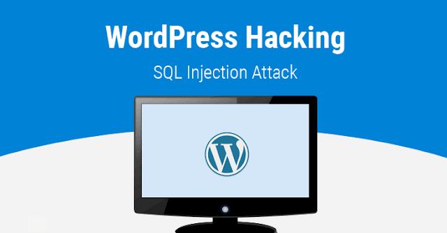 إضافة من وردبريس نثبثة من قبل 000 300 مستخدم عرضة للاختراق عن طريق هجوم SQL Injection