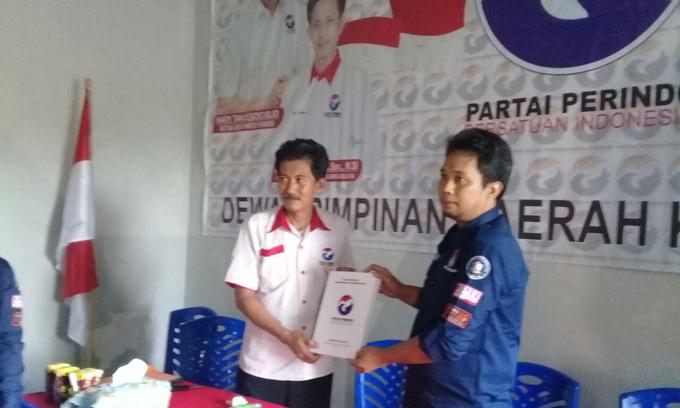 KPU Sinjai Lakukan Verifikasi Faktual Partai Perindo