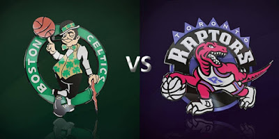 NBA : Raptors, Celtics Go Head-to-Head in Boston