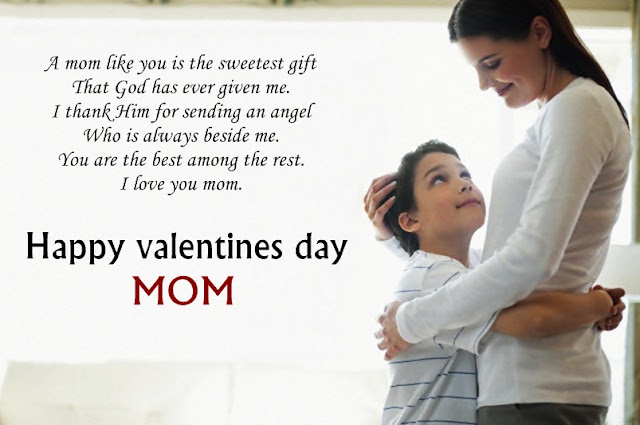 valentine day quotes for mom